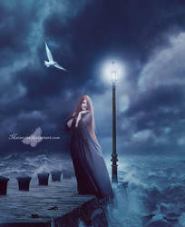 The Sea Lamp by maiarcita