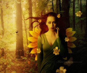 Whispers of Spring by maiarcita