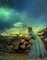 Under The Umbrella by maiarcita
