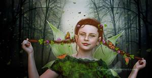 Little Fairy by maiarcita