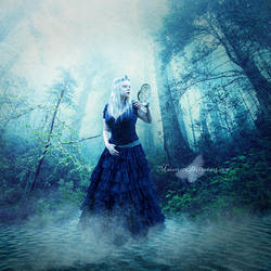 Blue Forest by maiarcita