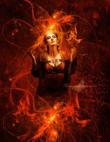 Fire by maiarcita