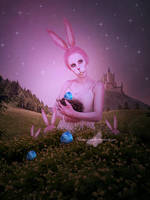 Bunny Easter by maiarcita