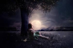 Sad Night by maiarcita