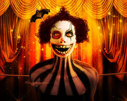 Dark Clown by maiarcita