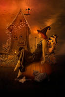Halloween Fairy by maiarcita
