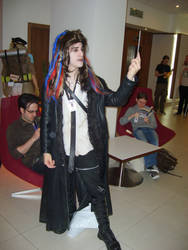 MinamiCon17 the Graverobber by highlord24