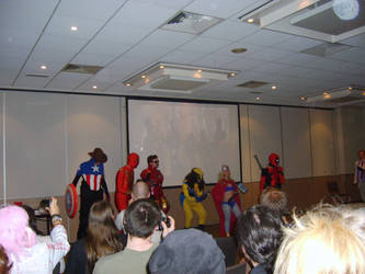 Minamicon17- Marvel skit by highlord24