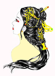 Geisha by highlord24