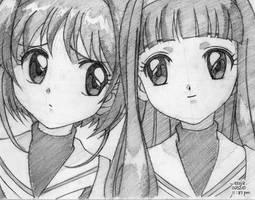 sakura+tomoyo by reijr