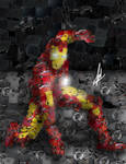 Iron Man collage by rehash435