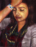 Xochitl's portrait by rehash435