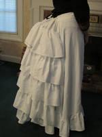 Victorian Bustle Petticoat by silver2007dragon