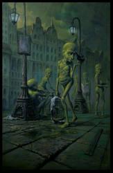 Strange City by 22zddr