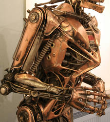 The Droid - corpse by 22zddr