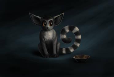 Lemur by nino4art