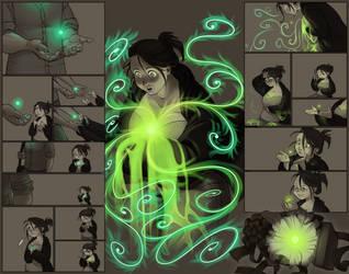 The Gift of Light by Yokoboo