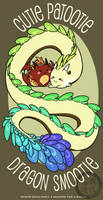 Cutie Patootie Dragon Smootie by Yokoboo