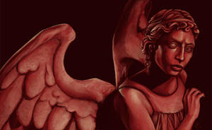 Weeping Angel by KiloWhat