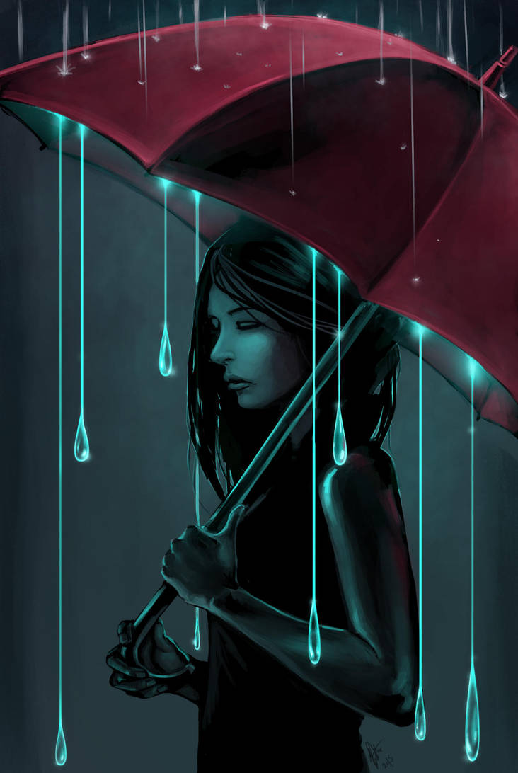 The Unbrella by KiloWhat