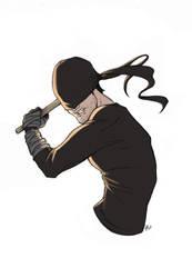 Daredevil sketch by KiloWhat