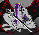Into the Dark - Flat Color by MT-Pictures