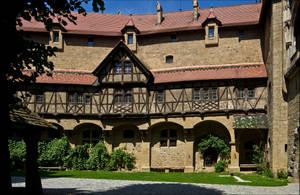Burg Kreuzenstein Stock 32 by AlexanderHuebner
