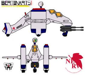 NERV's RAH-77V Comanche II by Shruikan89