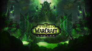 World of Warcraft: Legion wallpaper by Mokuin