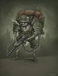 veteran by Fenrid