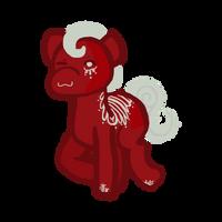 velvet adopt (open) by jellygirldesigns