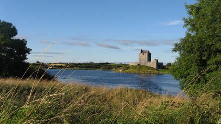 Irish Castle by blissflowers