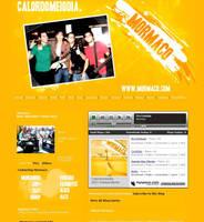 Mormaco Myspace by Studio07