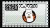 Fire Alpaca User by Austaku-Stamps