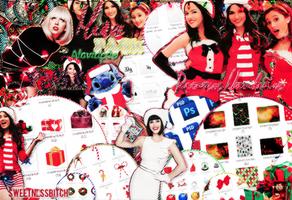 Mega Pack - Navidad by sweetnessbitch