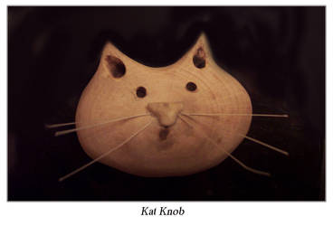 Kat Knob by numbed