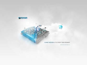 Planet NexGen - Web Design by zaib