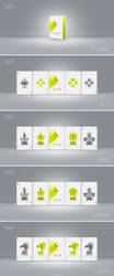 Tash Playing Cards by zaib