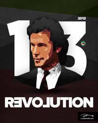 PTI Revolution Poster by zaib