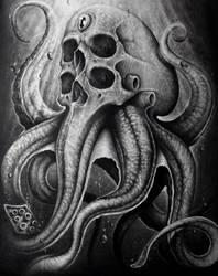 OctoSkull by herrerabrandon60