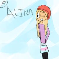 alina oc by ArtUntilYouDie