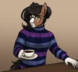 Sweater Wally by AskBubbleLee