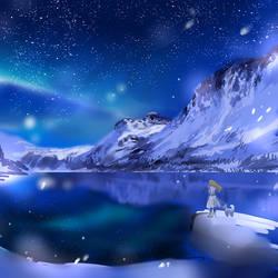 Winter practice by flyingpeachbun