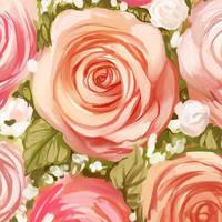 Rose wip by flyingpeachbun