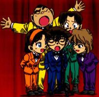Detective Boys - Let's sing by Kyu-Dan