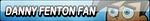 Danny Fenton Fan Button (Request) by Kyu-Dan