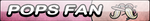 Pops Fan Button by Kyu-Dan