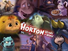 Horton Hears A Who by xyziT