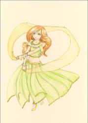 Dancer by tshuki