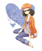 AT: Nadeko by tshuki